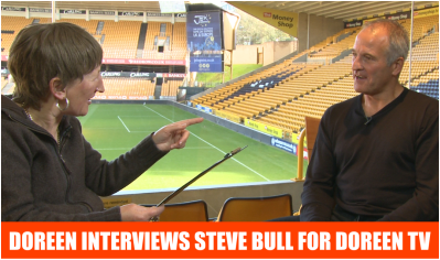 Our exciting season includes a rare interview with Wolves and England legend Steve Bull, a two-part Dor-cumentary in which Doreen investigates Tipton, ...